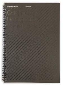 Image of Original Designers Workbook - Black