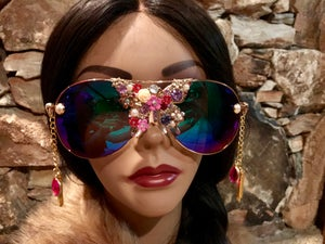 Image of Butterfly Effect Sunglasses