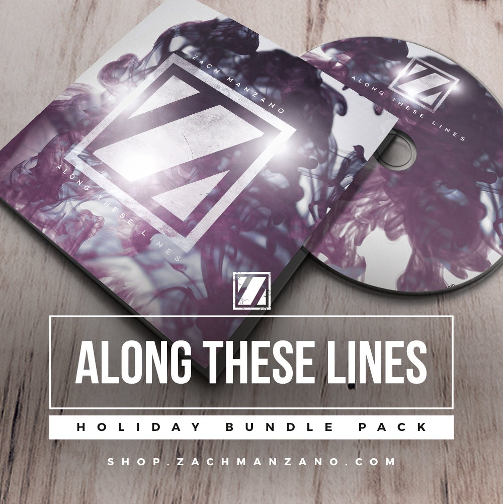 "Image of ""Along These Lines"" <br> Holiday Bundle Pack"