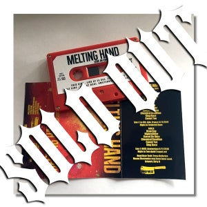 Image of MELTING HAND 'Live In Europe 2016' Cassette & MP3