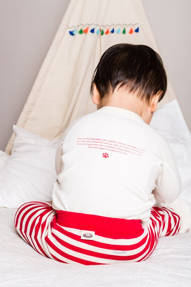 Image of Hold Me Bodysuit LS . Year of the Dog