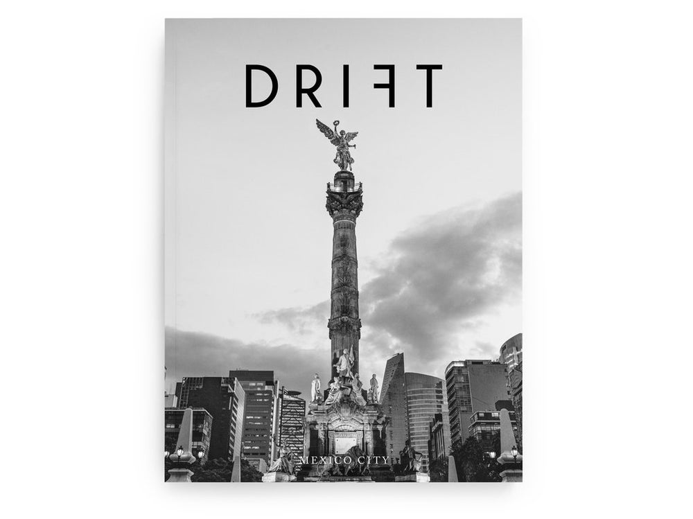 Image of Drift Volume 6: Mexico City