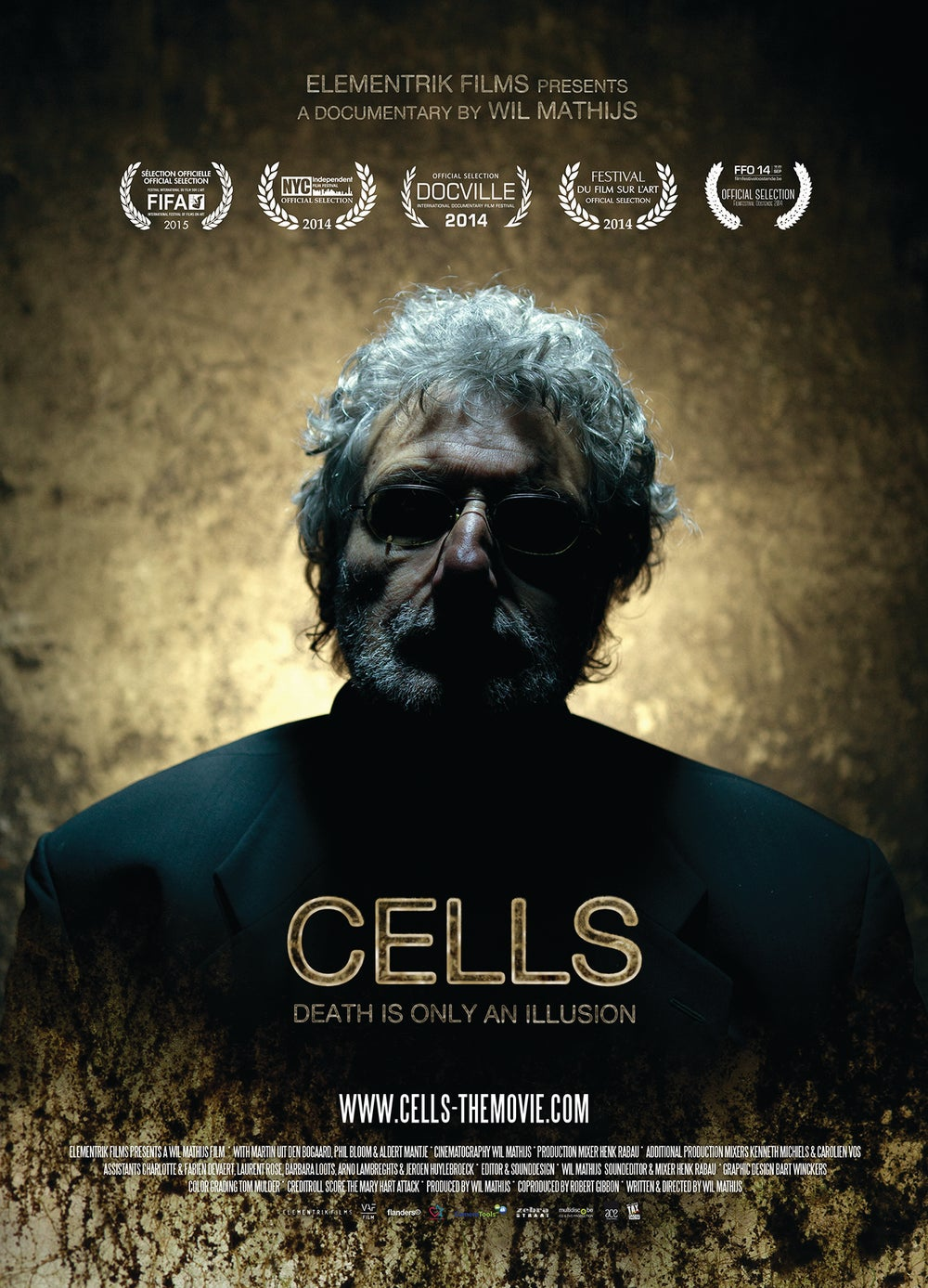 Image of CELLS_POSTER A1_LTD ED. 100 EX. // LAST 10!!