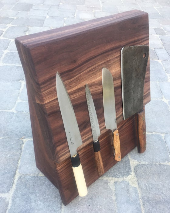 Image of Standing Magnetic Knife Rack