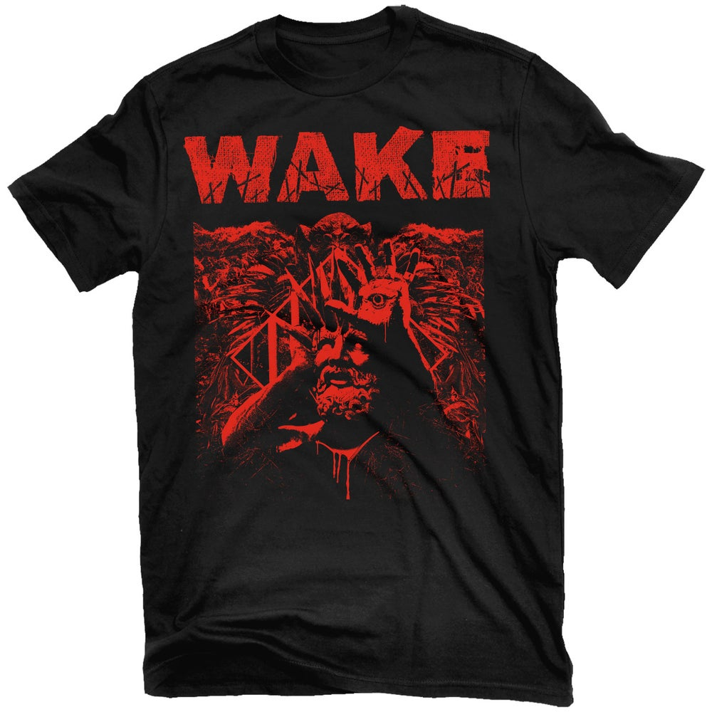 Image of WAKE - Misery Rites CD & T-Shirt Package - Preorder