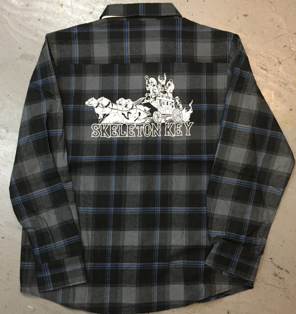 Image of SKMFG Stagecoach Flannel Shirt