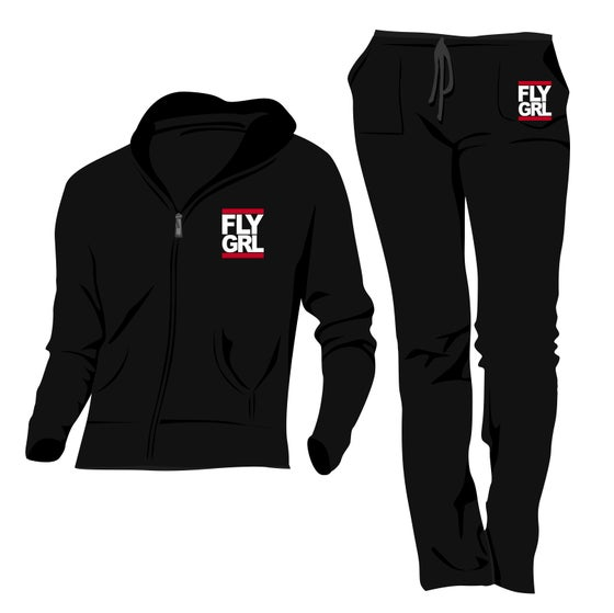 Image of FLY GRL Tracksuit