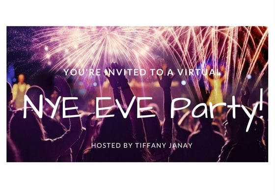 Image of NYE EVE Virtual Party