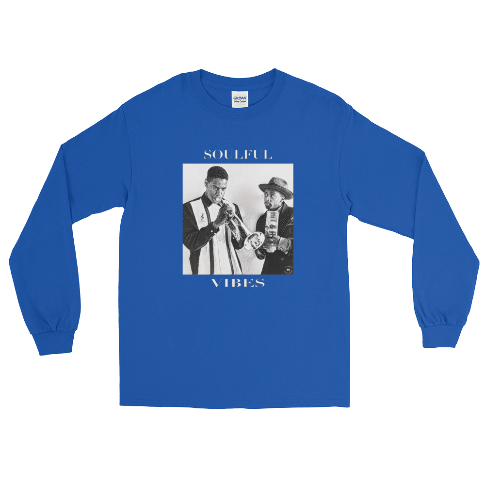 Image of MBB Soulful Vibes Long Sleeve