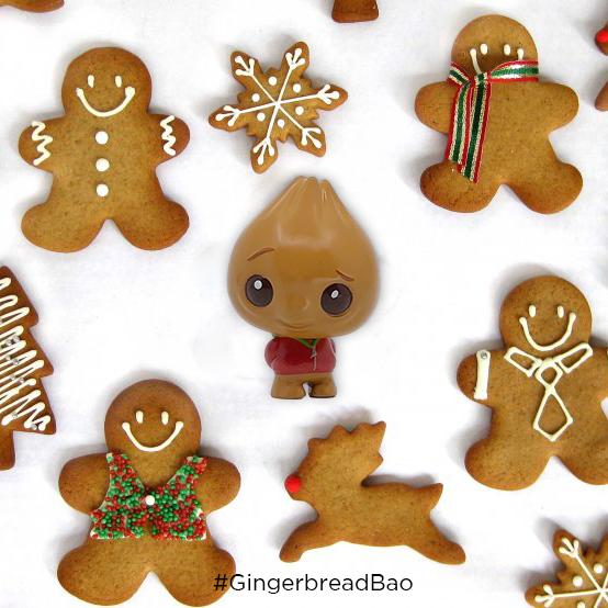 Image of Gingerbread Bao