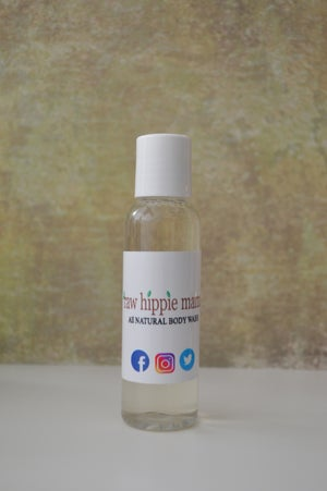 Image of Chemical free natural body wash