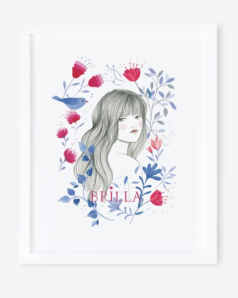 Image of Lámina Brilla