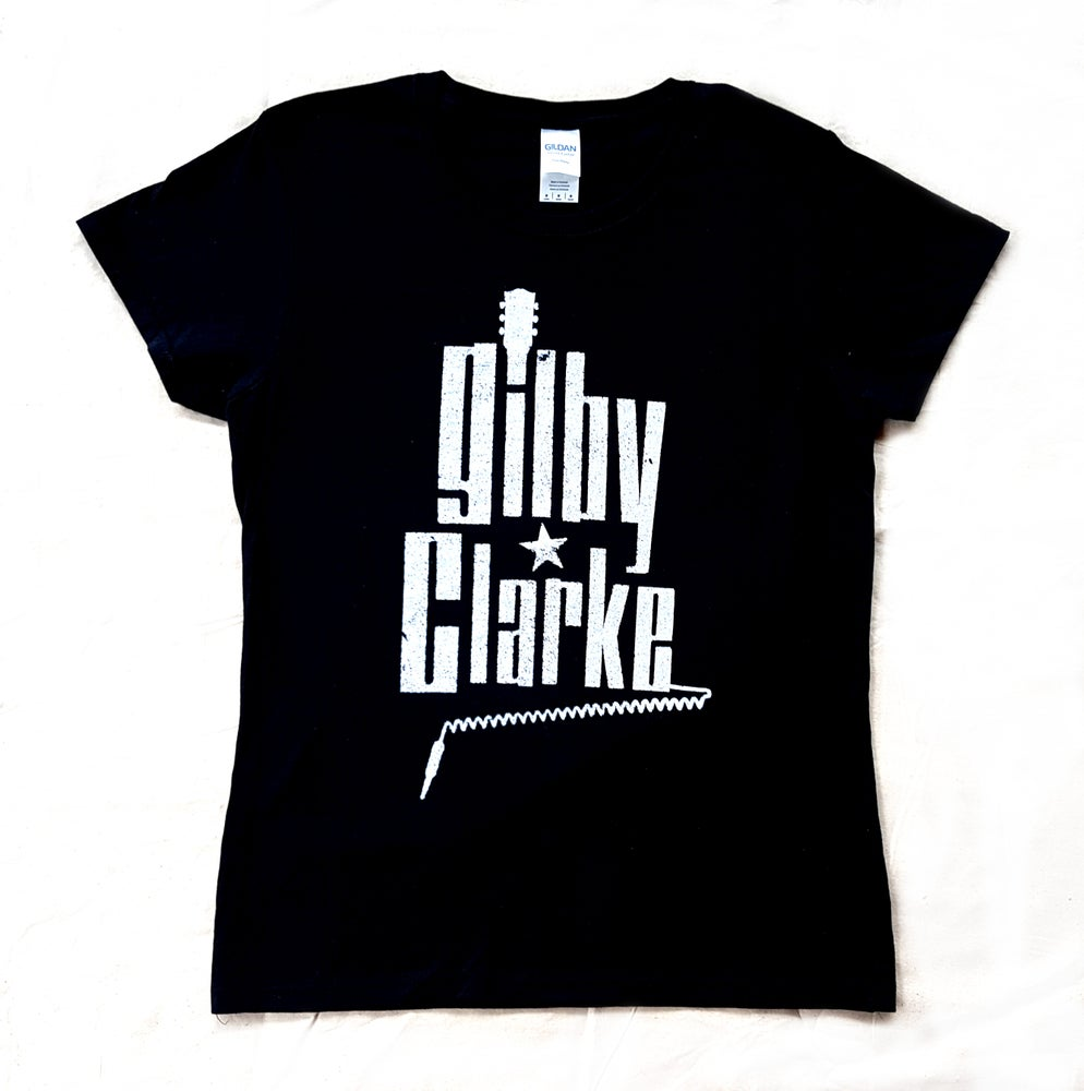 Image of T'SHIRT (LADIES) - Gilby Clarke Australian Tour 2017