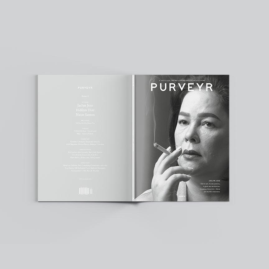 Image of PURVEYR Magazine Issue 4 – Success