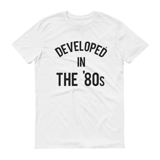 Image of Decade Developed Tee-'80s