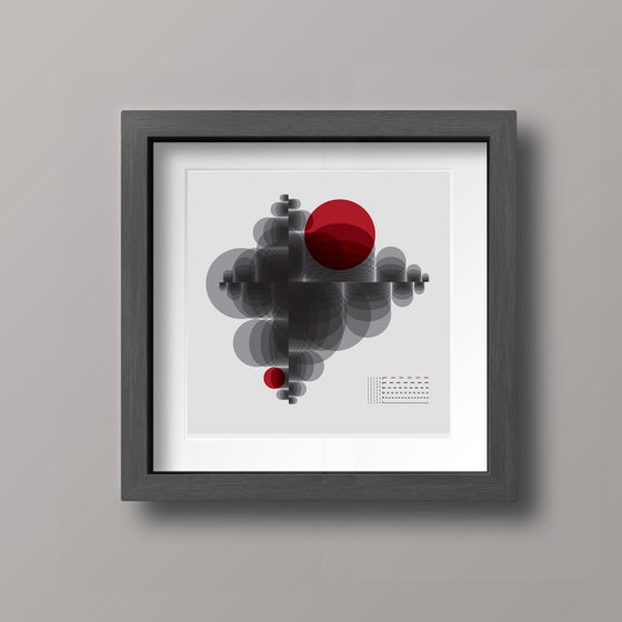 Image of Red to Black