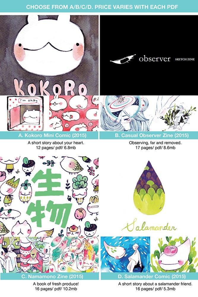 Image of 2015 Artbooks (Digital PDF)