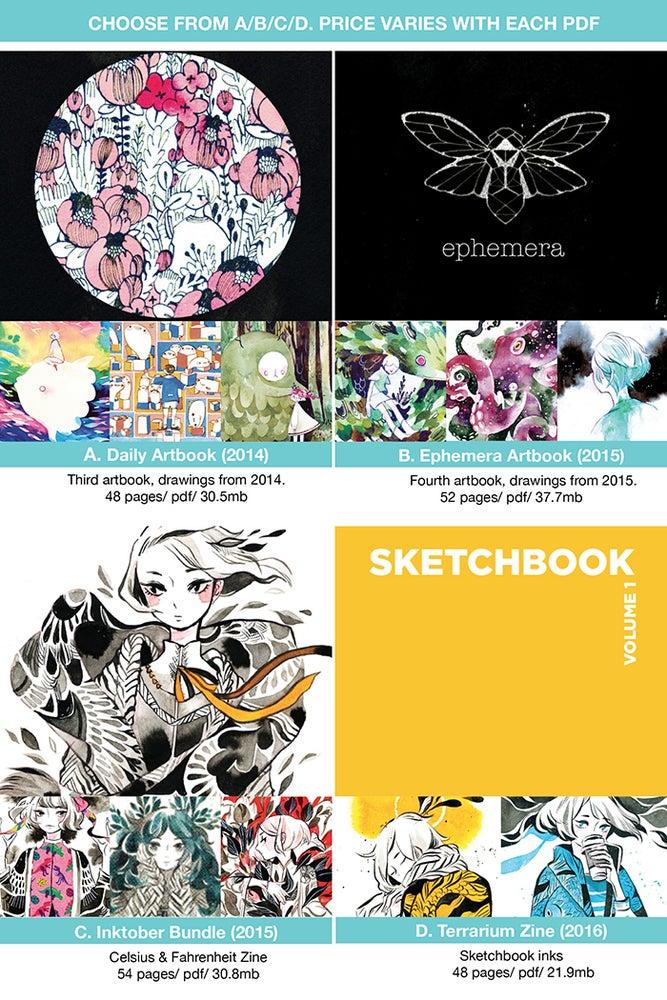 Image of 2014-2015 Artbooks (Digital PDF)