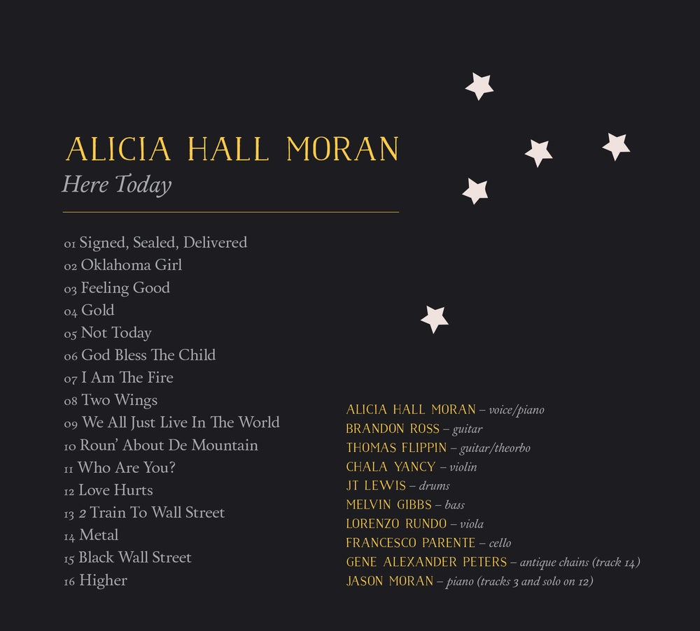 Image of Alicia Hall Moran - Here Today