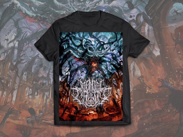 Image of MENTAL CRUELTY - Purgatorium  T-Shirt