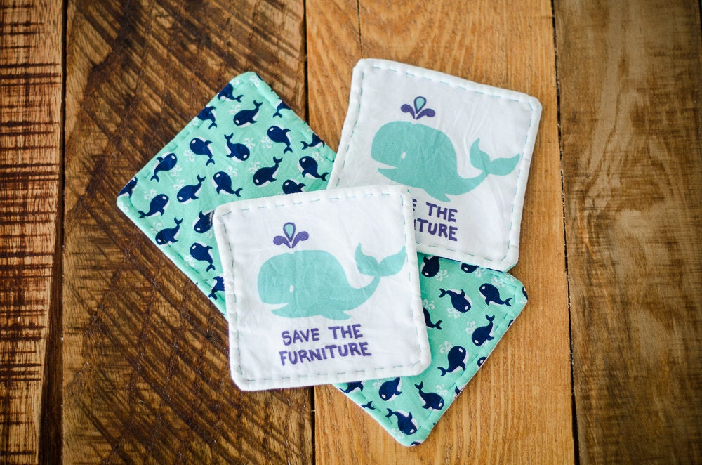 Image of Save The Furniture Coasters