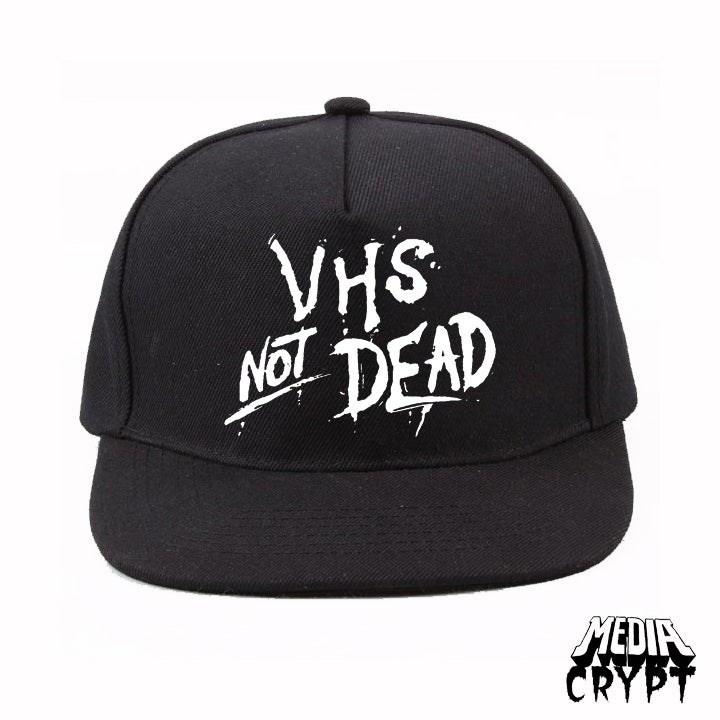 Image of VHS NOT DEAD Hat