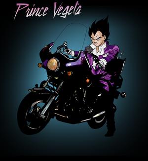 Image of Prince Vegeta T-Shirt