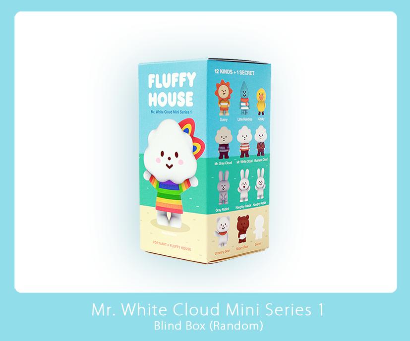Image of Mr. White Cloud Mini Figure