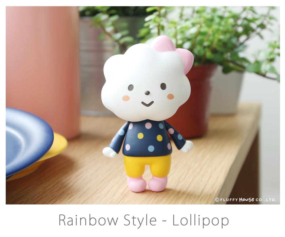 Image of Rainbow Style - Lollipop