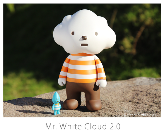 Image of Mr. White Cloud 2.0