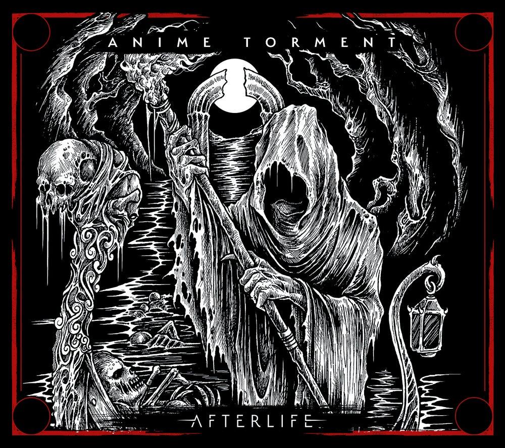 Image of CD digipack Afterlife 2017