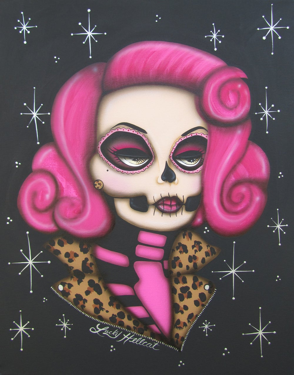 Image of Deadly Dame Print