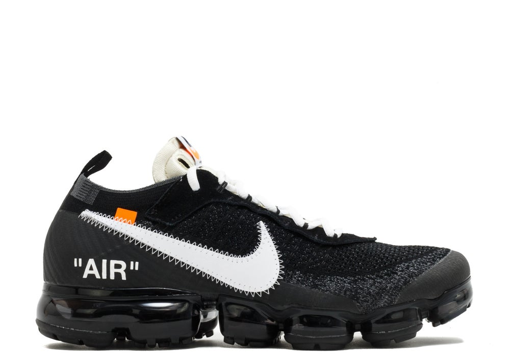 Image of NIKE VAPOR MAX OFF-WHITE 'THE TEN'