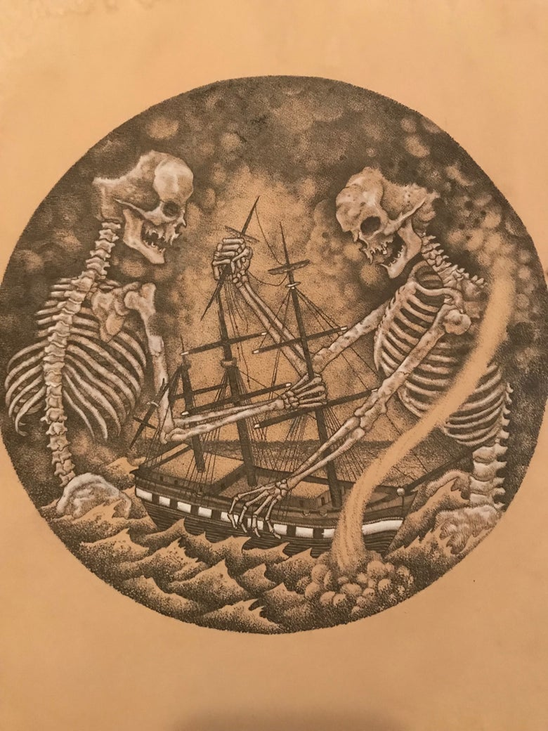 Image of Skeleton crew