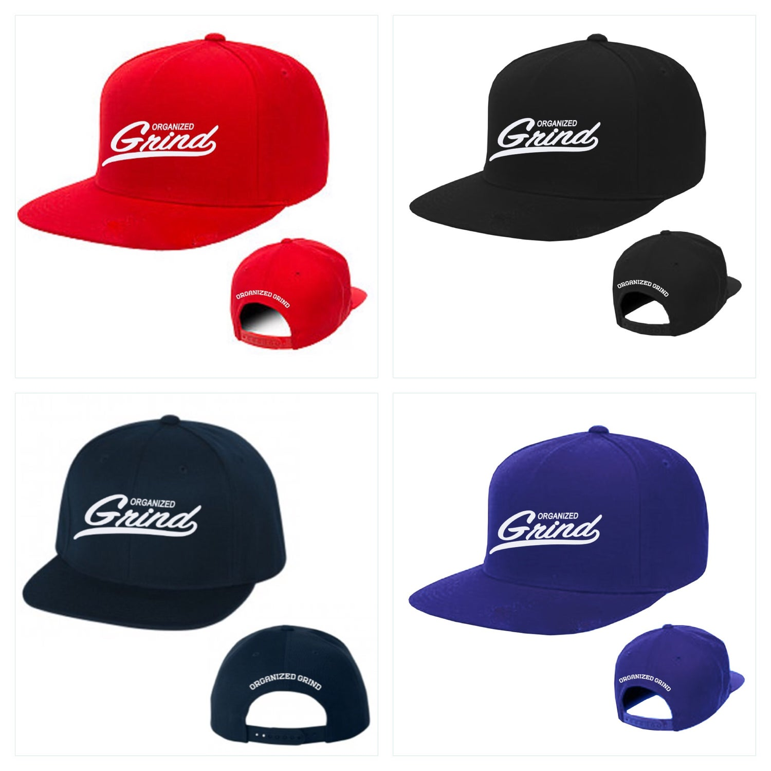 Image of New - OG Team Snapbacks