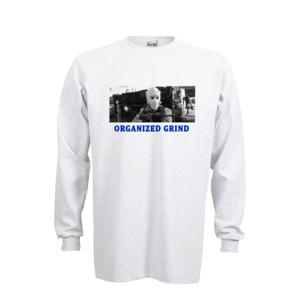 Image of New - OG Heat Long Sleeve Shirt