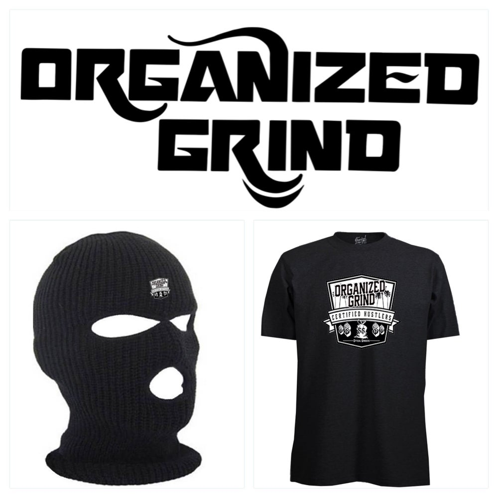 Image of New - OG Ski Mask & T Shirt