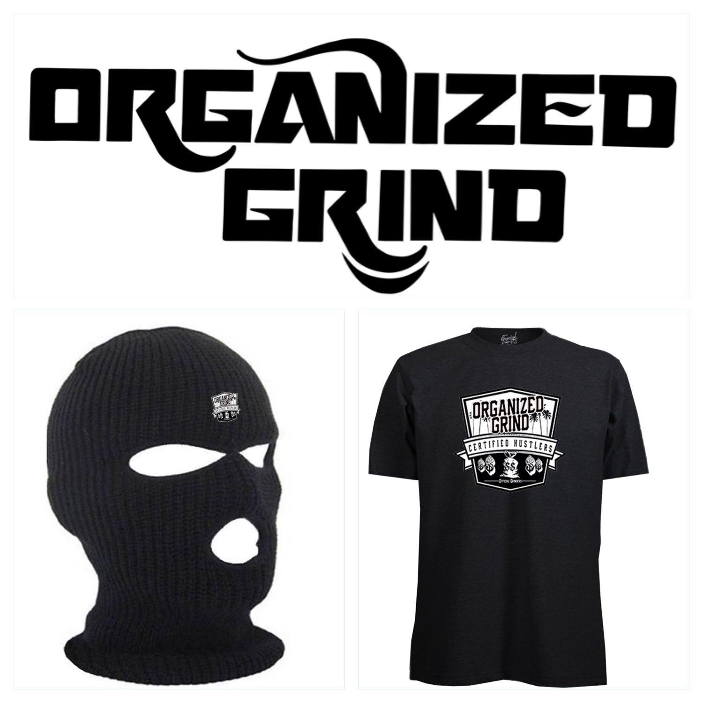 Image of New - OG Ski Mask & T Shirt