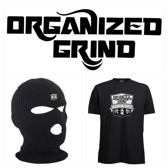 Image of New - Classic OG Logo Ski Mask & T Shirt