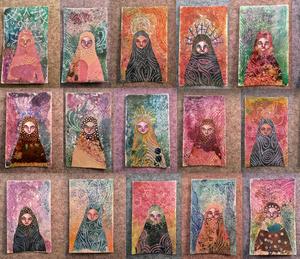 Image of Spirit Dolls Series