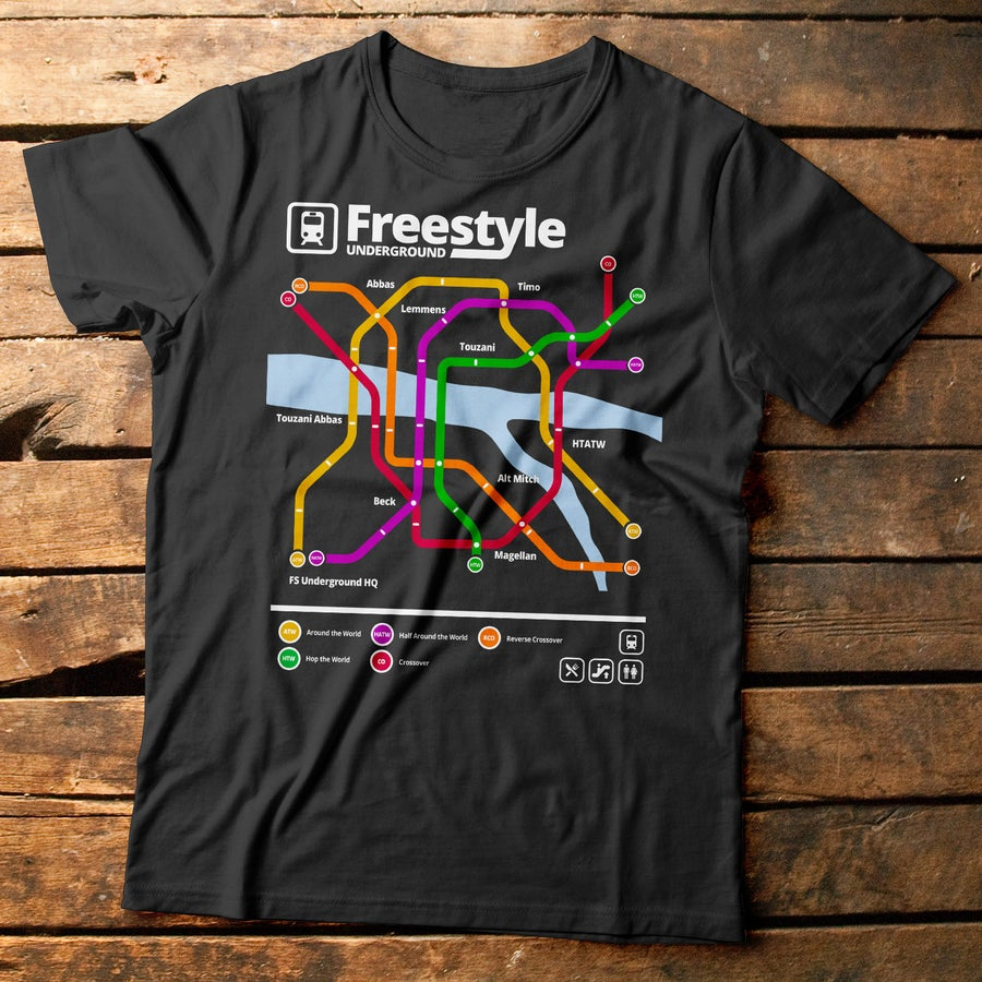 Image of Subway Map