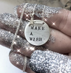 Image of Make a wish and place it in your heart. Anything you want. Everything you want - SIMA GILADY