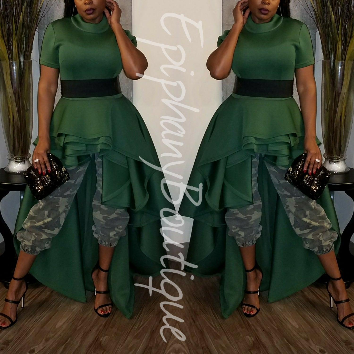 Image of The Onya' Top/Dress-**Regular & Plus Size**