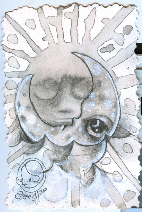 Image of Memory Sink - Original Art