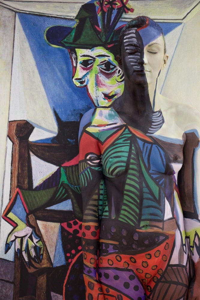 """Image of """"$92,500,000 (Picasso)"""""""