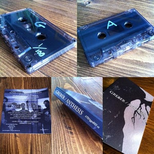 Image of Greber / Anthesis - Split Cassette *Ltd /100*
