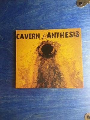 Image of Cavern / Anthesis - Split CD