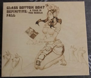 """Image of Glass Bottom Boat """"Definitive: A Year In The Nebula - Fall"""" Limited Edition CD"""