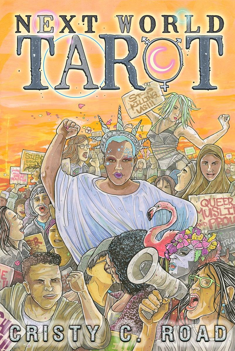 NEXT WORLD TAROT Card Deck