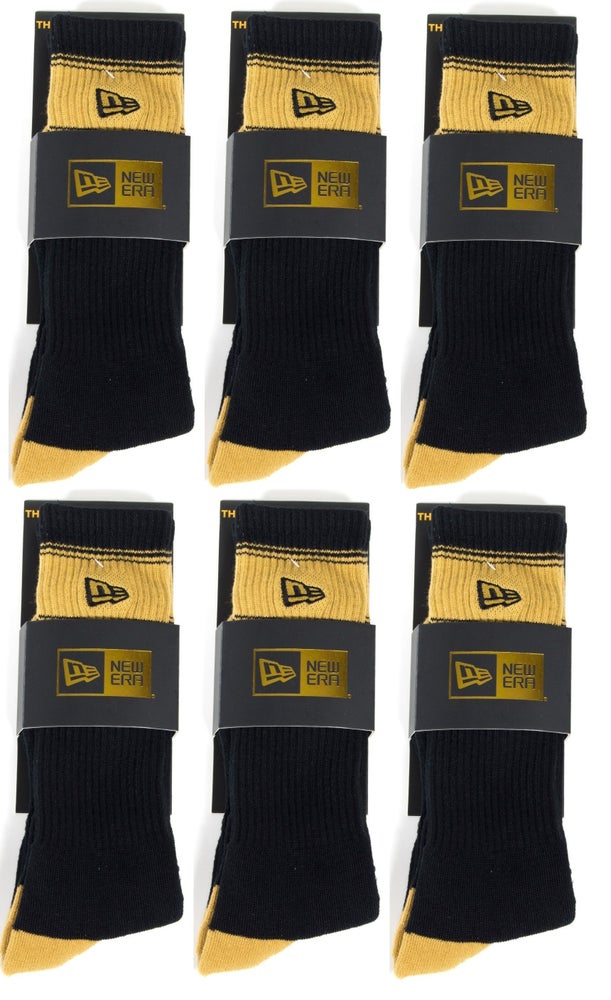 Image of New Era 6 Pack Socks